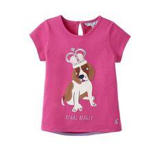 Das super weiche T-Shirt ist aus robuster Baumwolle gefertigt und vielseitig kombinierbar. Ein süßer royaler Beagle ziert das Shirt auf der Vorderseite. erhältlich in den Größen 80 - 104 statt € 22,95 jetzt um nur € 13,99 NUR SOLANGE DER VORRAT REICHT! Beagle, Toms, Kind Mode, Super, Baby, T Shirts For Women, Fashion, Women's T Shirts, Cotton