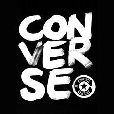 Converse- my shoe of choice