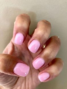 Nugenesis Powder Dip & NU 80 & What do you Pink? Nugenesis Powder Dip & NU 80 & Was pinkst du? The post Nugenesis Powder Dip & NU 80 & Was pinkst du? & nails and lashes appeared first on Powder dip nails . Nails Gelish, Nail Manicure, Short Nails Shellac, Short Pink Nails, Sns Nails Colors, Nail Polish Colors, Pink Gel Nails, Light Pink Nails, Stiletto Nails