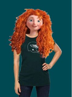 NM Modern Merida, Redhead Characters, Merida And Hiccup, Modern Disney, The Big Four, Eagles, Brave, Personality, Disney Princess