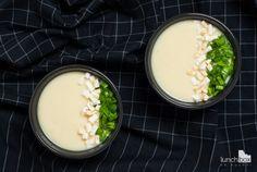 Zupa krem z selera i gorgonzoli