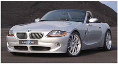Hartge Z4 E85 Roadster | Hartge Body Kits, Wheels, Suspension, Exhaust for BMW