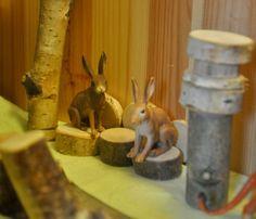 naturalne klocki, drewniane klocki, klocki waldorfskie, klocki z plastrów drewna