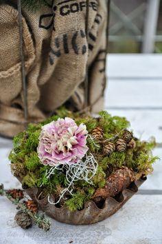 HWIT BLOGG: FLOWERS by titti & ingrid - GOD JUL!