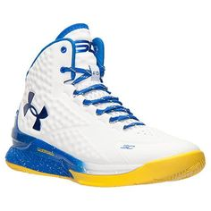 6efed0d7d2f7 Mens Under Armour Curry One Basketball Shoes - 1258723 105