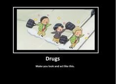 See? They don`t even need drugs to act like that! Long live Maid sama!