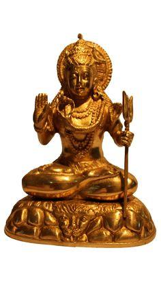Buy Lord Shiva Heavy Brass Statue. Above 3 kilograms Idol