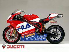 Ducati Perfomance 999 Fila Team GP