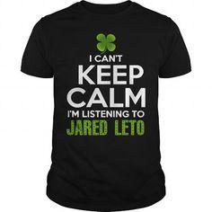 Cool JARED LETO Patricks Day 2017 Shirts & Tees