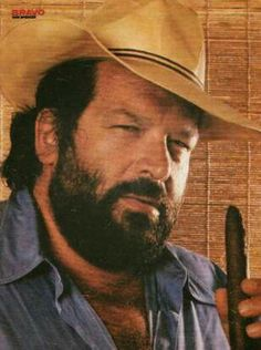 Bud Spencer was the professional name of the Italian actor best known for action-comedy-spaghetti westerns with his long time film partner Terrence Hill. Bud Spencer was born as Carlo Pedersoli 31 october,1929 in Naples,Italy.