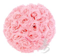 Pink Rose Flower Ball Lanterns. ORDERED!