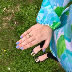 Lilly and Tory: a perfect match for spring 🌱