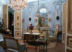 Stand de la galerie Steinitz / 23° Biennale des Antiquaires (2006) / Grand palais, Paris