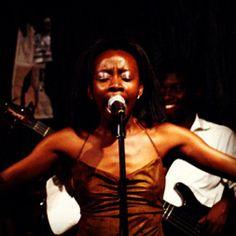 The gorgeous Nyenge live