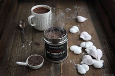 Marshmallow Hearts & Hot Chocolate Mix by Whimsy & Spice