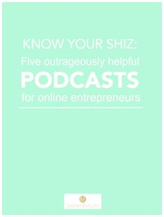 Know your shiz: Five