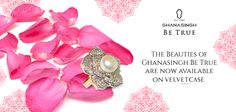 The #World's #Largest Jewellery Bazaar, VelvetCase.com, now hosts the graceful elegance of Ghanasingh Be True, take a look! velvetcase.com/designers/ghanasingh-be-true