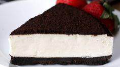 No-Bake Cookies & Cream Cheesecake