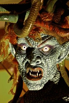 Ray Harryhausen's Medusa at The London Film Museum