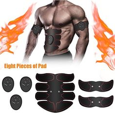 Sports & Entertainment Dynamic Mini Relax Slimming Fat Electric Pulse Butterfly Massager Pads Full Body Arm Leg Muscle Trainer Massage Sticker Stimulator Pads