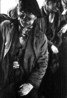 Coalminers, Robert Frank