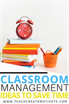 I'm sharing tips for how you can make time throughout the day in your elementary classroom, so you can incorporate classroom management strategies! These strategies will ultimately save you time in the long run. You will have students who understand expectations, and ultimately take responsibility for their behavior. Some of the ideas include management strategies at the beginning of the year, during small groups, and more!