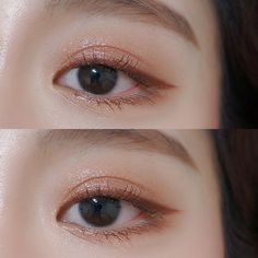 Skin Care Tips For Beautiful Skin - K beauty - Makeup Korean Makeup Tips, Korean Makeup Look, Korean Makeup Tutorials, Asian Eye Makeup, Korean Makeup Tutorial Natural, Eyeshadow Tutorials, Make Up Looks, Makeup Trends, Makeup Ideas