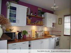 Photos décoration de Cuisine Américaine/ouverte Violet Prune de stangood