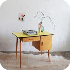 Bureau Formica chez l'Atelier du Petit Parc