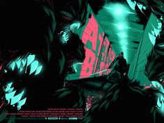 Awesome Glow-In-The-Dark ATTACK THE BLOCK Poster — GeekTyrant