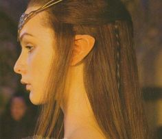 A Rivendel elf i wonder if this is the one that Killi winked at in Unexpected Journey extended edition Fellowship Of The Ring, Lord Of The Rings, Troll, Medieval, Female Elf, Elf Ears, An Elf, Fictional World, Thranduil