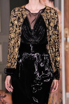 Valentino at Couture Fall 2012 - Details Runway Photos