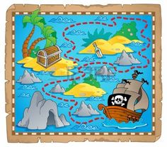 Faith in God - Lds Activity Days: Mission prep : FINDING our treasure - scavenger Hunt. This looks like lots of fun. Pirate Treasure Maps, Pirate Maps, Pirate Theme, Days For Girls, Girls Camp, Primary Activities, Church Activities, Activity Day Girls, Activity Days