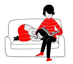 15теплых иллюстраций оспонтанном проявлении любви