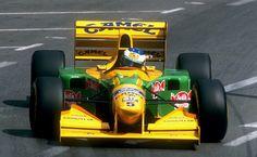 Michael Schumacher - Monaco 1993