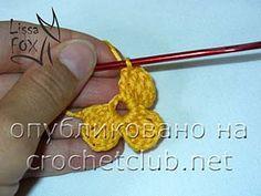 мастер-класс по вязанию кокетки сарафана 7