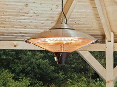 Elektrische plafondheater: vanaf 50 euro