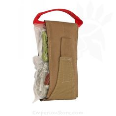 5.56 Mag Pouch Medical Insert Coyote Brown - Tactical Tailor