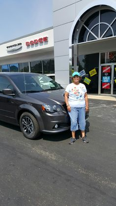 Lorine Hart Loves her new ride! #Customer #ThankYou