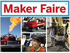 Here are some creative projects from the 2015 San Diego Maker Faire! We are so close to seeing Madison's creations! Come one, come all for the May Madison Mini Maker Faire @ Monona Terrace Blog Maker, Bucket List Life, Maker Faire, Going Postal, Earthship, Thought Process, Creative Outlet, Show And Tell, Design Thinking