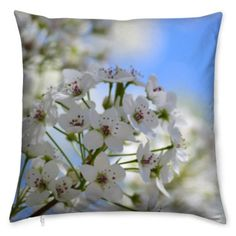 Luxurious Photographic Throw Pillows - The Lavender Lemon