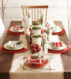 mesa de natal para casamento 02