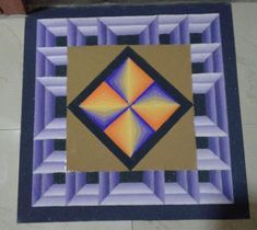 Get the best rangoli designs for competition in here. rangoli designs are a bit tricky but can be mastered with lots of practice and patience. Best Rangoli Design, Colorful Rangoli Designs, Rangoli Designs Images, Beautiful Rangoli Designs, Rangoli Ideas, Diwali Rangoli, Rangoli Designs For Competition, Best Office, Pooja Rooms