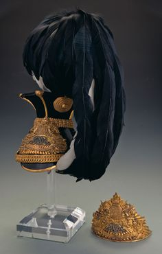9th or Queen's Royal Lancers Officer's Czapka with an Additional Cap Plate