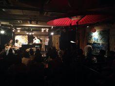 2014.07.30 [ス薔薇式セカイ]@晴れたら空に豆まいて Concert, Concerts