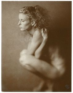 waltz in the moonlight back through the twilight… feat Fredau on polaroid sepia film © Vernon Trent • www.vernontrent.com