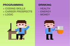 Drink vs code