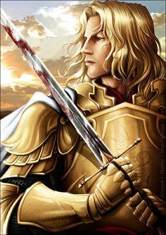 Jaime Lannister by Mathia Arkoniel