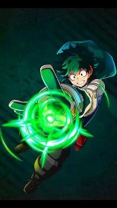 | Save & Follow | Midoriya Izuku • Deku • Live Wallpaper • My Hero Academia • Boku no Hero Academia