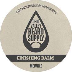 Finishing Balms — Ohio Valley Beard Supply Company